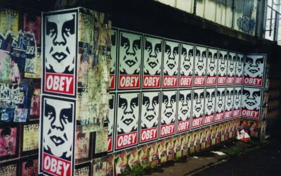 Obey – André the Giant e Storia del Logo Obey Giant